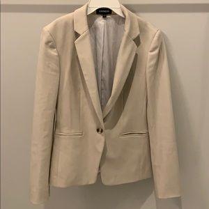 EXPRESS Woman Khaki Blazer Size 8